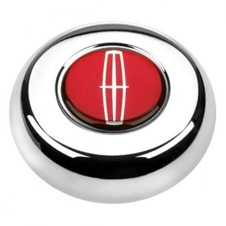 Grant® - Cast Classic / Challenger Style Horn Button with Lincoln Emblem