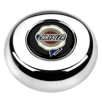 Grant® - Cast Classic / Challenger Style Horn Button with Chrysler Emblem