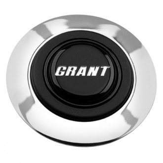 Grant® - Banjo Style Horn Button with Grant Logo