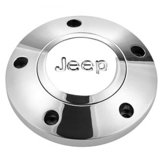 Grant® - Signature Style Horn Button with Engraved Jeep Logo