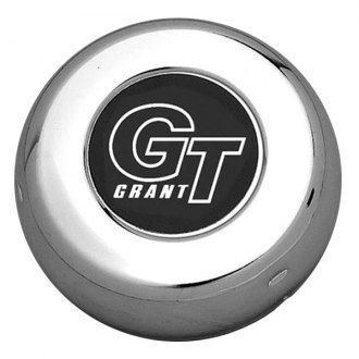 Grant® - Cast Classic / Challenger Style Horn Button with Grant GT Logo