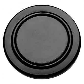 Grant® - Signature Style Black Plastic Horn Button without Logo