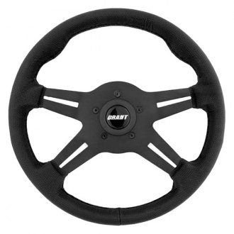 Grant® - 4-Spokes Gripper Steering Wheel