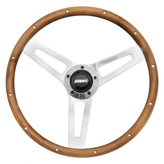 Grant® - Classic Style Wood Steering Wheel