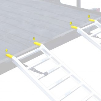 Great Day® - LoadLite™ Loading Ramp Replacement Finger Cover