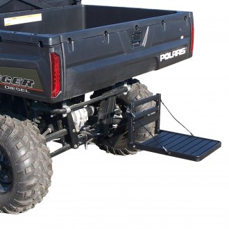 "Great Day® - Black Hitch Step for 2"" Receiver"
