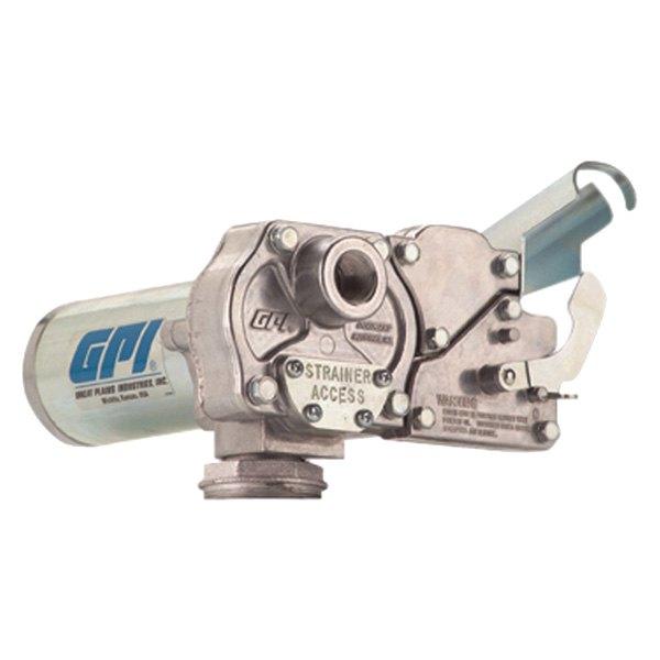Gpi 110240 02 m 150s fuel pump for Gpi fuel pump motor