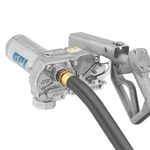 Gpi 110300 1 m 180s fuel transfer pump for Gpi fuel pump motor