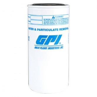 GPI® - Water and Particulate Filter