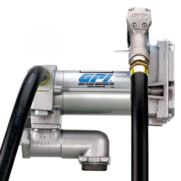 Gpi 133265 03 m 3025 heavy duty fuel transfer pump for Gpi fuel pump motor