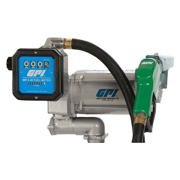 Gpi super duty fuel system for Gpi fuel pump motor