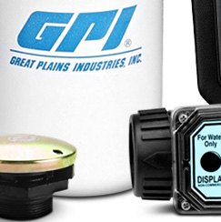 Great Plains Industries® - Fuel Filter