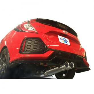 GReddy® - Supreme SP™ 304 SS Cat-Back Exhaust System with Dual Rear Exit