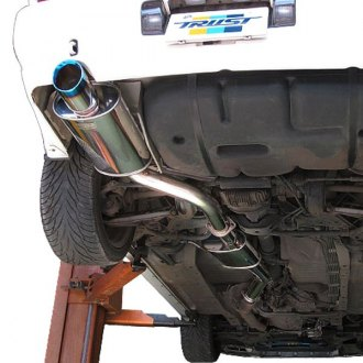 GReddy® - Power Extreme PE-R™ Stainless Steel Cat-Back Exhaust System with Single Rear Exit