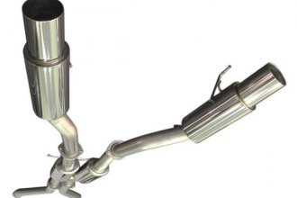 GReddy® - Revolution RS™ 304 SS Cat-Back Exhaust System