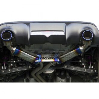 GReddy® - Super Street Titan™ Stainless Steel Cat-Back Exhaust System