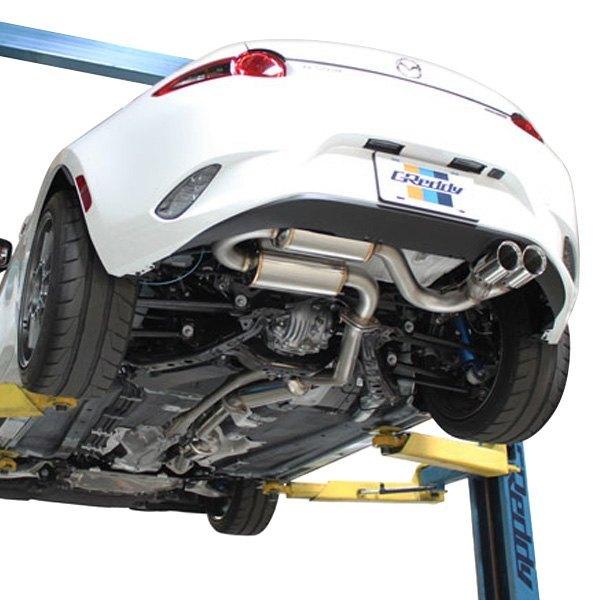 Mazda Miata MX-5 2017 Supreme SP™ 304 SS Exhaust