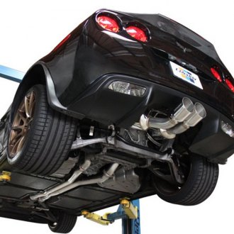 GReddy® - Evolution GT™ 304 SS Dual Cat-Back Exhaust System