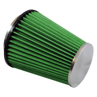 Green Filter® - Round Tapered Green Air Filter