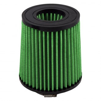 Green Filter® - Green Air Filter with Rubber Ring End Cap and Straight Inlet