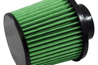 GREEN FILTER® - Cone Air Filter with Rubber End Cap and Radius Inlet (2.50 F x 5 H x 6 B x 5 D)