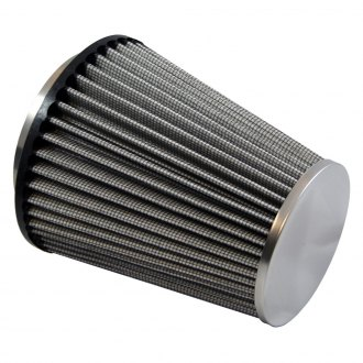 Green Filter® - Color Match Round Tapered Gray Air Filter