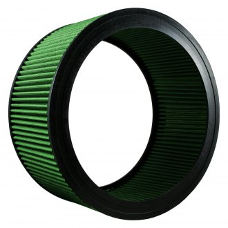 "Green Filter® - Round Green Air Filter (9.81"" ID x 12"" OD x 5.5"" H)"