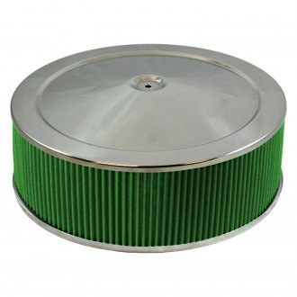 Green Filter® - Chrome Air Cleaner Assembly