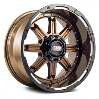 GRID OFF-ROAD® - GD10 Gloss Bronze