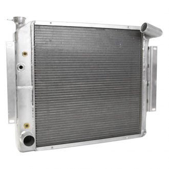 Griffin Thermal® - High Performance Direct Fit Radiator with Transmission Cooler