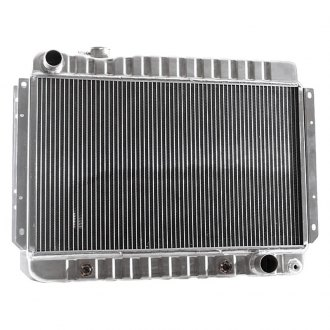 "Griffin Thermal® - 15"" x 25.5"" x 2.68"" High Performance Direct Fit Radiator with Transmission Cooler"