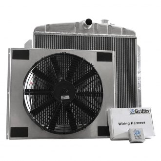 Griffin Thermal® - Performance Direct Fit Combo Unit Radiator