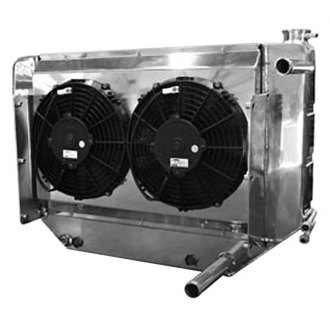 Griffin Thermal® - High Performance Combo Crossflow Radiator