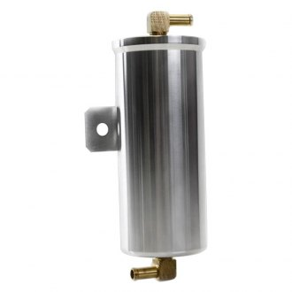 "Griffin Thermal® - 2.75"" x 6.5"" Billet Aluminum Overflow Tank"
