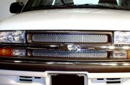 GrillCraft® - MX Series Silver Fine Mesh Grille