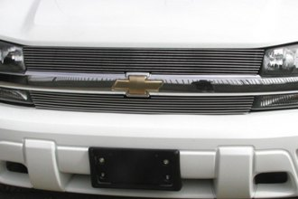 GrillCraft® CHE1461-BAC - 2-Pc BG Series Polished Billet Main Grille