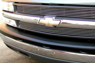 GrillCraft® - BG Series Polished Billet Main Grille