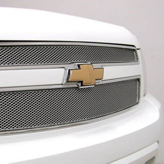 GrillCraft® - MX Series Silver Fine Mesh Grille (W/O Cutting)