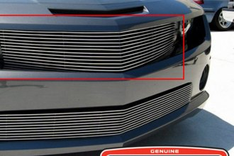 GrillCraft® CHE9401-BAO - 2-Pc BG Series Polished Billet Main Grille