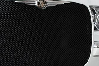 GrillCraft® - 1-Pc MX Series Black Fine Mesh Main Grille Insert