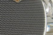 GrillCraft® - SW Series Polished SS Heavy Mesh Grille