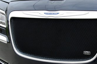 GrillCraft® CHR3002B - 1-Pc MX Series Black Fine Mesh Main Grille