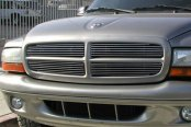 GrillCraft® - 2-Pc BG Series Polished Billet Main Grille