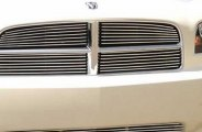 GrillCraft® - BG Series Polished Billet Grille