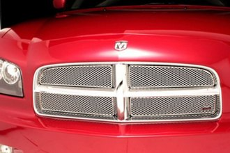GrillCraft® - MX Series Silver Fine Mesh Grille Insert