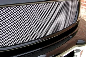 GrillCraft® - 1-Pc MX Series Silver Fine Mesh Main Grille