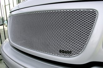GrillCraft® - MX Series Silver Mesh Grille