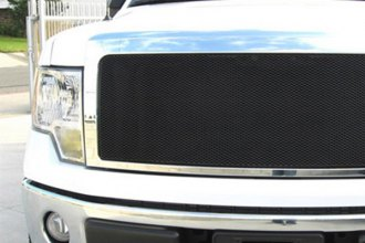 GrillCraft® FOR1311B - 1-Pc MX Series Black Fine Mesh Main Grille