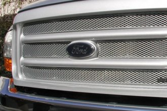 GrillCraft® - 6-Pc MX Series Silver Fine Mesh Main Grille