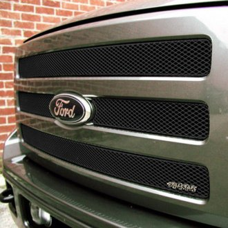 GrillCraft® - 6-Pc MX Series Black Fine Mesh Main Grille
